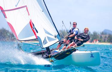 Wildwind sailing mauritius year round sailing 4