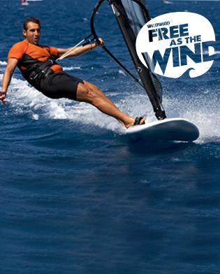 Free as wind